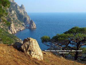 Black sea Crimea